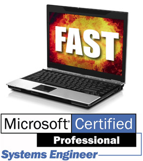 James May Consulting is a Certified Microsoft Sytems Engineer